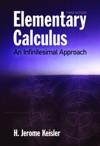 Elementary Calculus An Infinitesimal Approach