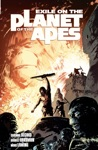 Exile On The Planet Of The Apes Vol1