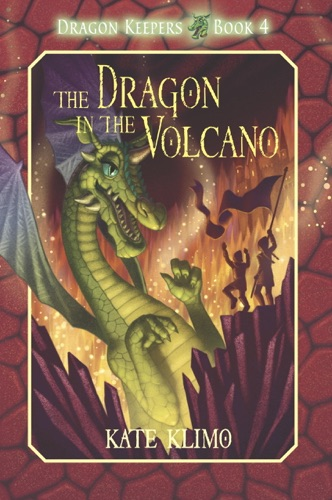 Dragon Keepers 4 The Dragon in the Volcano