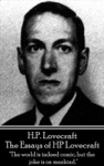 HP Lovecraft - The Essays Of HP Lovecraft