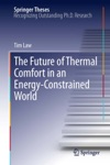 The Future Of Thermal Comfort In An Energy- Constrained World