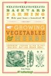 Backyard Farming Growing Vegetables  Herbs