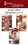 Harlequin Desire June 2014 - Bundle 2 Of 2