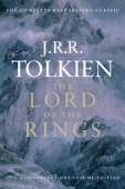 The Lord of the Rings - J. R. R. Tolkien Cover Art