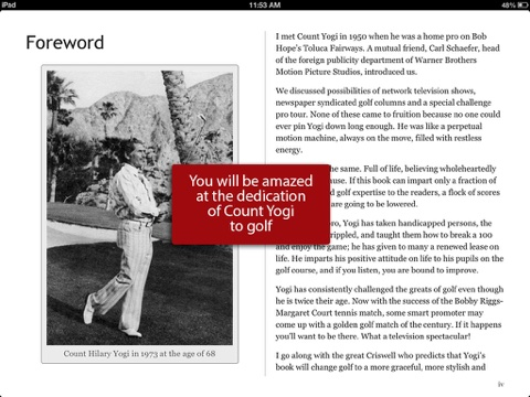 Five Simple Steps to Perfect Golf by Count Yogi on iBooks