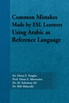 Common Mistakes Made By Esl Learners Using Arabic As Reference Language