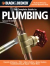 Black  Decker The Complete Guide To Plumbing Updated 5th Edition
