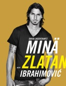 David Lagercrantz - Minä, Zlatan Ibrahimović artwork