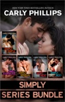 Carly Phillipss Simply Series Bundle