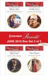Harlequin Presents June 2016 - Box Set 2 Of 2