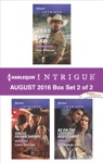 Harlequin Intrigue August 2016 - Box Set 2 Of 2