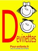 Claude Marc - Devinettes pour enfants artwork
