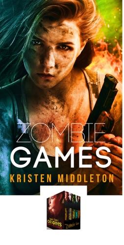 Zombie Games Uncut Boxed Set