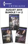 Harlequin Intrigue August 2014 - Bundle 1 Of 2