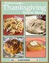 20 Slow Cooker Thanksgiving Dinner Ideas