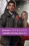 Harlequin Intrigue January 2015 - Box Set 2 Of 2