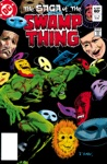 The Saga Of The Swamp Thing 1982- 16