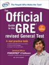 GRE The Official Guide To The Revised General Test Second Edition