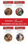 Harlequin Presents November 2015 - Box Set 2 Of 2