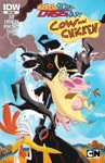 Cartoon Network Super Secret Crisis War Cow And Chicken 1
