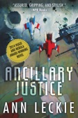 Ancillary Justice - Ann Leckie Cover Art