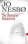 Jo Nesbø - Schneemann Grafik