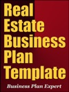 Real Estate Business Plan Template Including 6 Special Bonuses