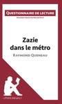 Zazie Dans Le Mtro De Raymond Queneau