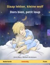 Slaap Lekker Kleine Wolf - Dors Bien Petit Loup Tweetalig Kinderboek Nederlands - Frans