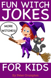 MORE FUN WITCH JOKES FOR KIDS