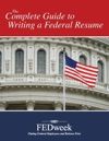 The Complete Guide To Writing A Federal Resume
