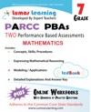 PARCC Performance Based Assessment PBA Practice - Grade 7 Mathematics