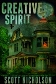 Creative Spirit - Scott Nicholson Cover Art