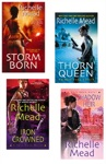 Richelle Mead Dark Swan Bundle Storm Born Thorn Queen Iron Crowned  Shadow Heir