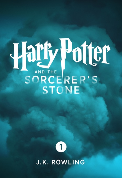 Harry Potter and the Sorcerers Stone JK Rowling Book