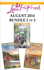 LOVE INSPIRED AUGUST 2014 - BUNDLE 2 OF 2