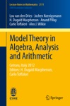 Model Theory In Algebra Analysis And Arithmetic