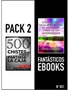 PACK 2 FANTSTICOS EBOOKS N 051
