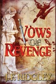 J F Ridgley - Vows of Revenge  artwork