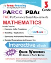 PARCC Performance Based Assessment PBA Interactive Practice - Grade 3 Mathematics