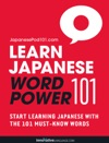 Learn Japanese - Word Power 101