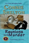 Reunions Can Be Murder A Girl And Her Dog Cozy Mystery