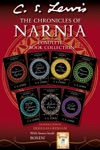 The Chronicles Of Narnia Complete 7-Book Collection With Bonus Book Boxen