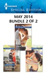 Harlequin Special Edition May 2014 - Bundle 2 Of 2