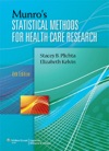 Munros Statistical Methods For Health Care Research 6th Edition