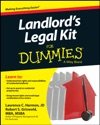 Landlords Legal Kit For Dummies