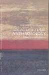 Social And Cultural Anthropology A Very Short Introduction