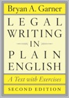 Legal Writing In Plain English Second Edition