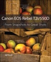 Canon EOS Rebel T2i  550D From Snapshot