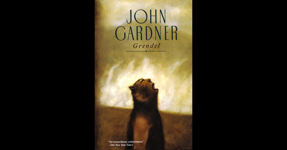 satire in grendel by john gardner Grendel, john gardner - analysis in john gardner's grendel, he presents grendel as a truly unique character gardner portrays grendel as a misunderstood, confused yet a complex creature.